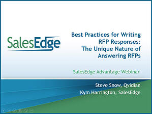 Best Practices for Writing RFPs